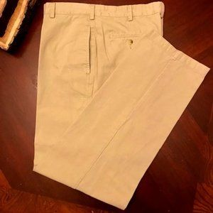 IZOD Flat Front Trouser